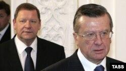 Премьер Белоруссии Сергей Сидорский встречается с делегацией российского правительства в таком составе в последний раз