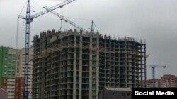 "Строительство проекта ""Салават күпере"""