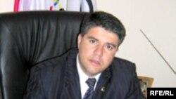 Баҳрулло Раҷабалиев, раиси Кумитаи миллии олимпии Тоҷикистон