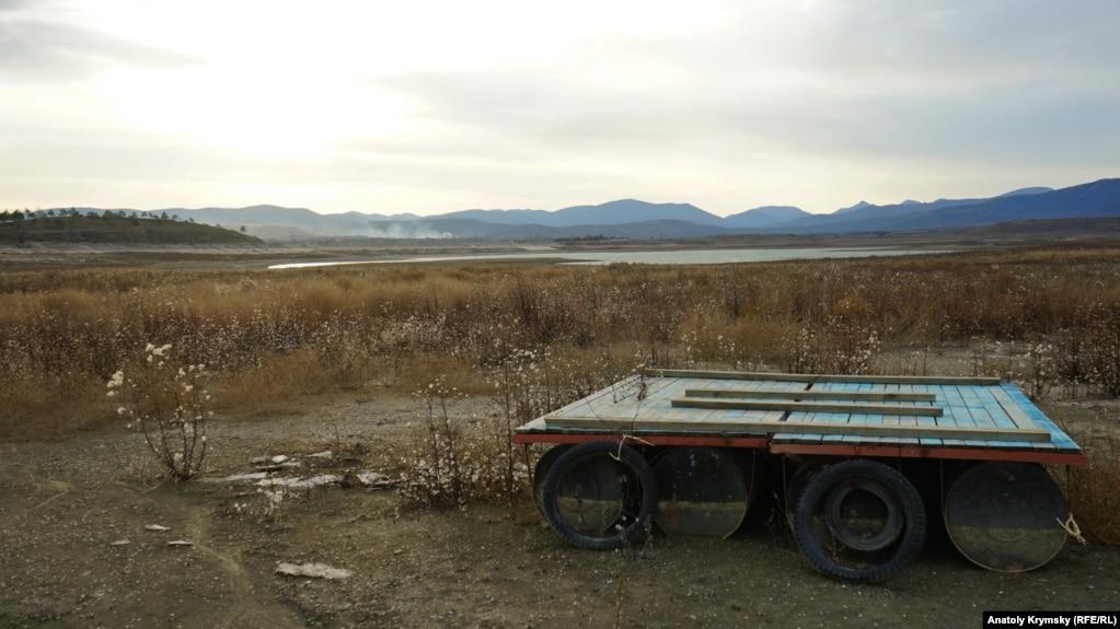 Аксенов признал катастрофу с водой на севере Крыма