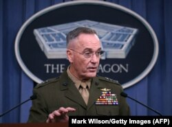 General Joseph Dunford (file photo)