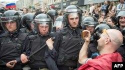Антикоррупционная акция в Москве, 12 июня 2017 года