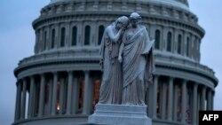 Միացյալ Նահանգների Կոնգրեսի շենքը Վաշինգտոնում