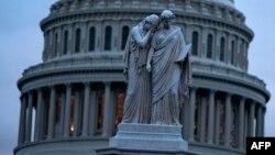 Vedere a Colinei Capitoliului la Washington