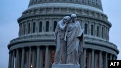 Pamje nga Kongresi i Shteteve të Bashkuara në Uashington