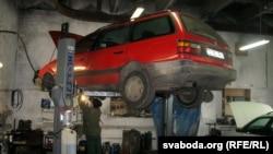 Tehnički pregled automobila