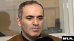"""Гарри Каспаров: """"Кампания в Сочи отличалась даже от чуровских стандартов"""""""