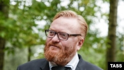 Депутат Госдумы Виталий Милонов