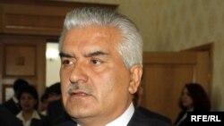 Сафаралӣ Раҷабов. Маҷлиси намояндагон, моҳи марти соли 2010
