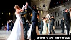 Другий севастопольський благодійний Офіцерський бал 2015 рік