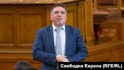 Председателят на правната комисия в НС Данаил Кирилов.