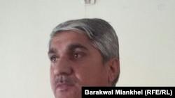 د بلوچستان نېشنل پارټۍ د اطلاعاتو مسول غلام نبي مري
