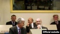 suđenje u slučaju Prlić i ostali