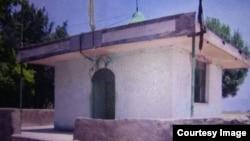 تصویری که خبرگزاریهای رسمی ایران در خبر امامزاده ابراهیم مرودشت استفاده کردهاند