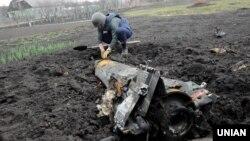 Наслідки вибуху боєприпасів у Балаклії на Харківщині, 24 березня 2017 року