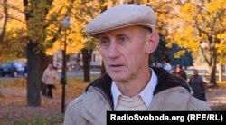Працівник заводу «Імпульс» Сергій Лефіренко
