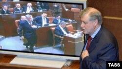 Туманность партийного списка Сергей Миронов собирается прояснить только после съезда партии
