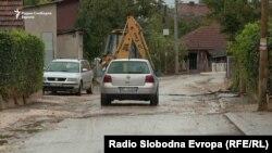 Село Стајковци еден месец по поплавите, 6 септември 2016.