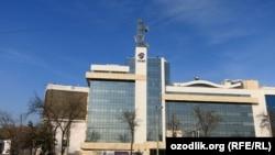 Ucell операторининг Тошкентдаги бош офиси