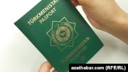 Türkmenistanyň biometriki pasporty