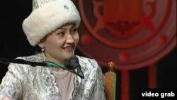 Ақын Гүлзия Қалымбетова. Шымкент, 15 наурыз 2013 жыл.