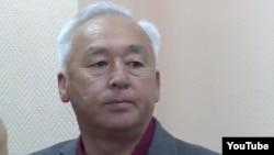 Сейтказы Матаев, председатель Союза журналистов Казахстана.