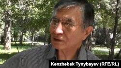 Жасарал Қуанышәлин.