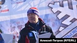 Министр спорта Камчатского края Андрей Иванов