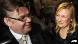 """Тимо Сойни и его """"Истинные финны"""" получили сенсационный результат на прошедших в Финляндии выборах"""