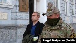 Задержание главы российской администрации Евпатории Андрея Филонова, 3 апреля 2019 год