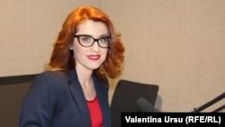Mariana Rață.