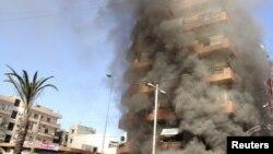 Триполи, 21 августа 2012 г.