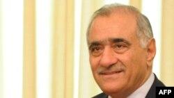 Pakistan's former national security adviser, Mahmud Ali Durrani