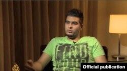 Ibrahim Abdul Qader, aktivisti i vrarë sirian