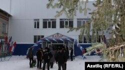 Әсәкәйдә Оренбур төбәгендәге иң зур спорт сарае ачылды