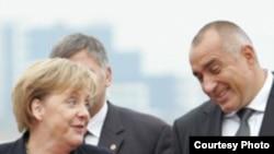Angela Merkel și Boico Borisov