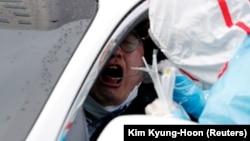 Južna Koreja je dobila međunarodne pohvale za prevenciju situacije koja je mogla biti mnogo gora (fotografija: Daegu, Južna Koreja, početka marta 2020)