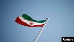 Архива - иранското национално знаме.