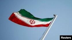 Государственный флаг Ирана.