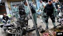 Dhuna në Tajlandë - foto arkivi