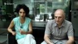 Анна Шахназарян и Левон Галстян, 20 августа 2019 г.