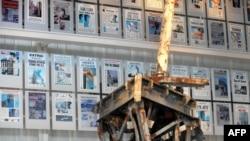 La Newseum, muzeul jurnalismului de la Washington