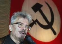 Eduard Limonov at an NBP rally (file photo)