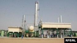 منشأة نفطية في ميسان