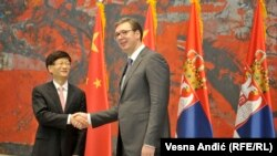 Specijalni izaslanik predsednika Kine sastao se sa predsednikom Srbije tokom posete Beogradu