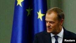 Дональд Туск, президент Європейської ради