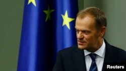 Polish Prime Minister Donald Tusk is an economic liberal and advocate of free trade.