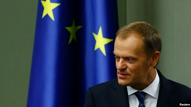 "Polish Prime Minister Donald Tusk ""has the kind of abilities that can be helpful to him as a new leader in the European Union,"" Joanna Wajda says."