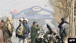 Forcat afgane të sigurisë