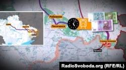Шлях з тимчасово окупованого Луганська до Європи